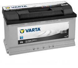 VARTA F6 Black Dynamic 90Ah EN 720A right+ (590 122 072)