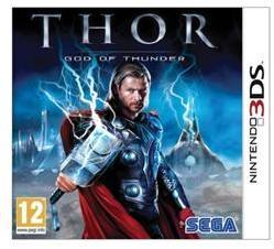 SEGA Thor God of Thunder (3DS)