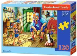 Castorland Pinokkió 120 db-os (B-12787)