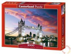 Castorland A londoni Tower-híd 1000 db-os (C-101122)