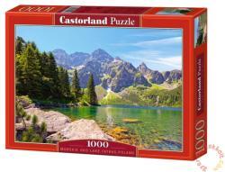 Castorland Morskie Oko Tó 1000 db-os (C-102235)