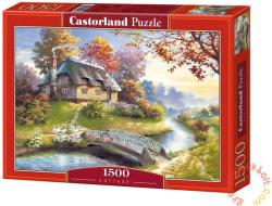 Castorland Kunyhó 1500 db-os (C-150359)