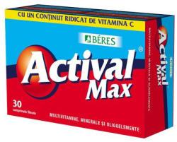 Beres Pharmaceuticals CO Actival Max - 30 cpr - naturisti - 32,46 RON