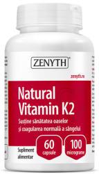 Zenyth Pharmaceuticals Natural Vitamin K2 - 60 cps