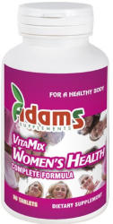 Adams Vision VitaMix Femei - 90 cpr