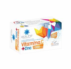 Helcor Vitamina C 1000 mg + Zinc - 30 cpr