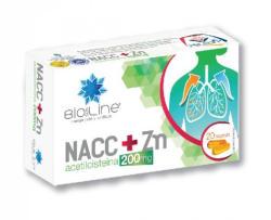 Helcor NACC + ZN 200 mg - 20 cps