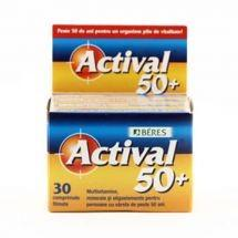 Beres Pharmaceuticals CO Actival 50+ 30cpr