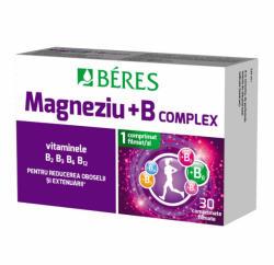 Beres Pharmaceuticals CO Magneziu + B complex - 30 cpr
