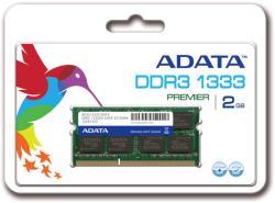 ADATA Premier 2GB DDR3 1333MHz AD3S1333C2G9-R