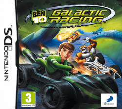 D3 Publisher Ben 10 Galactic Racing (Nintendo DS)