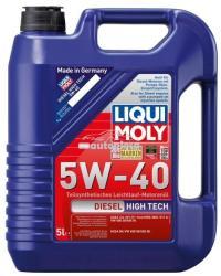 LIQUI MOLY Diesel Hightech 5W-40 5L