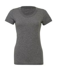 Bella Canvas Női rövid ujjú póló Bella Canvas Triblend Crew Neck T-Shirt M, Athletic Heather