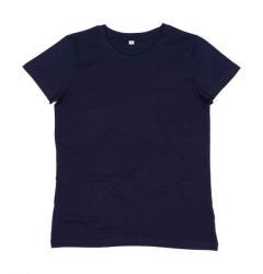 Mantis Női rövid ujjú organikus póló Mantis Women's Essential Organic T 2XL, Sötétkék (navy)
