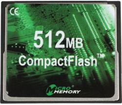 MicroMemory 512MB MMCF/512