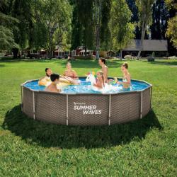 Polygroup Summer Waves Elite 366x76cm (P2Q01230A)