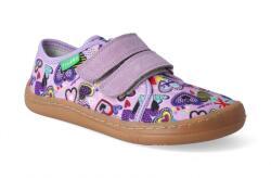 FRODDO Gyerek barefoot cipő Froddo G1700283-2 lilac