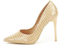 SOFILINE Pantofi bej cu imprimeu Alice (JI35 BEIGE -38)