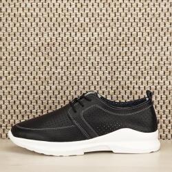 SOFILINE Pantofi piele naturala Angela negri (5065 BLACK -38)