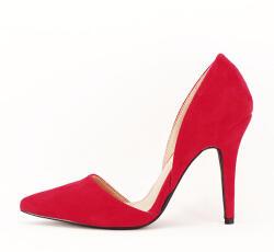 SOFILINE Pantofi rosii decupati Antonia (LBS2030 RED -40)