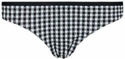 Seafolly Bikini partea de jos CheckIn 40054-858 Negru Costum de baie dama