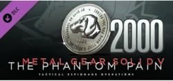 Konami Metal Gear Solid V The Phantom Pain MB Coin 2000 (PC)