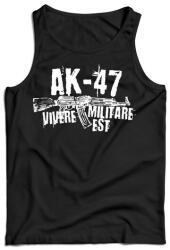WARAGOD maieu pentru bărbați Seneca AK-47, negru 160g/m2