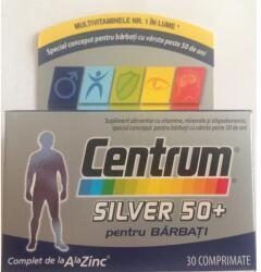 Pfizer Centrum Silver 50+barbati x 30 cpr, Pfizer