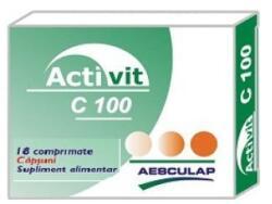 Ropharma Activit C 100mg capsuni x 18cpr