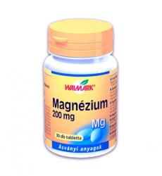 Walmark Magnesium 200mg 30tb