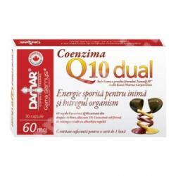 DAMAR Coenzima Q 10-Dual x 30 cps