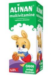 Fiterman Pharma Alinan Multivitamine Sirop Kids