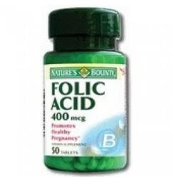 Walmark Acid folic 400mg 50tb