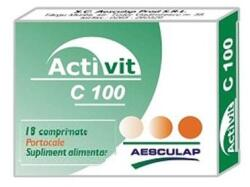 Ropharma Activit C 100mg portocale x 18cpr