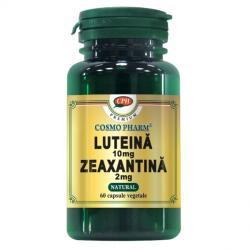 Cosmo Pharm Luteina 10mg Zeaxantina 2mg 60cps, Cosmo Pharm - Premium
