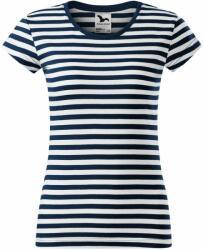 Adler (MALFINI) Tricou de marinar pentru femei Sailor - Albastru marin - M