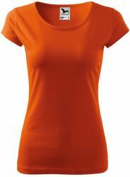 Adler (MALFINI) Tricou damă Pure - Oranj - XL