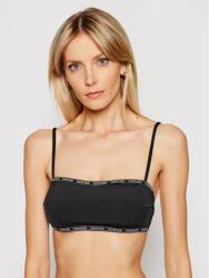 Calvin Klein Bikini partea de sus Bandeau KW0KW01274 Negru