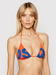 Dsquared2 Bikini partea de sus Triangle D6BX62930 Portocaliu