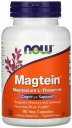 NOW Magtein 90 Veg Capsules