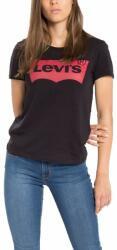 Levi's THE PERFECT TEE dama negru S