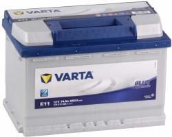 VARTA E11 Blue Dynamic 74Ah EN 680A right+ (574 012 068)