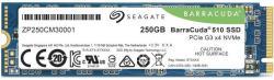 Seagate FireCuda 510 250GB M. 2 PCIe (ZP250GM3A001)
