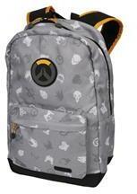 JINX Overwatch Hero Splash Backpack Gray