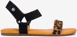 UGG Rynell Leopard Sandale UGG | Negru Maro | Femei | 36