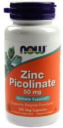 NOW Zinc Picolinate 50mg - fitandhealthy - 39,01 RON
