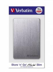 Verbatim Store'n' Go ALU Slim 2.5 1TB USB 3.2