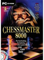 Ubisoft Chessmaster 8000 (PC)