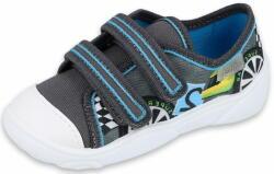 Befado fiú sportcipő Maxi 907P113, 23, sötétszürke