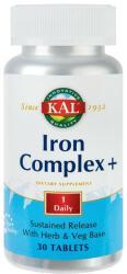 KAL Iron Complex+ - 30 cpr